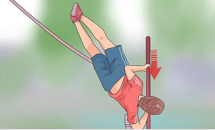 kỹ thuật nhảy sào