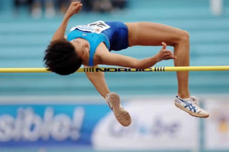 kỷ lục nhảy cao nữ việt nam