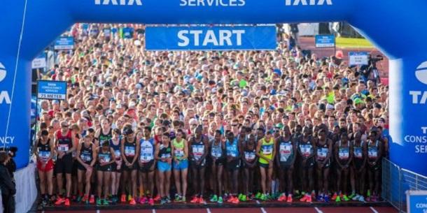 kỹ thuật chạy marathon