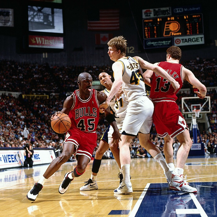 các cầu thủ bóng rổ nổi tiếng