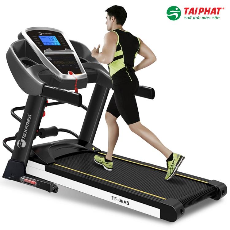 máy chạy bộ Fitness TF-06AS