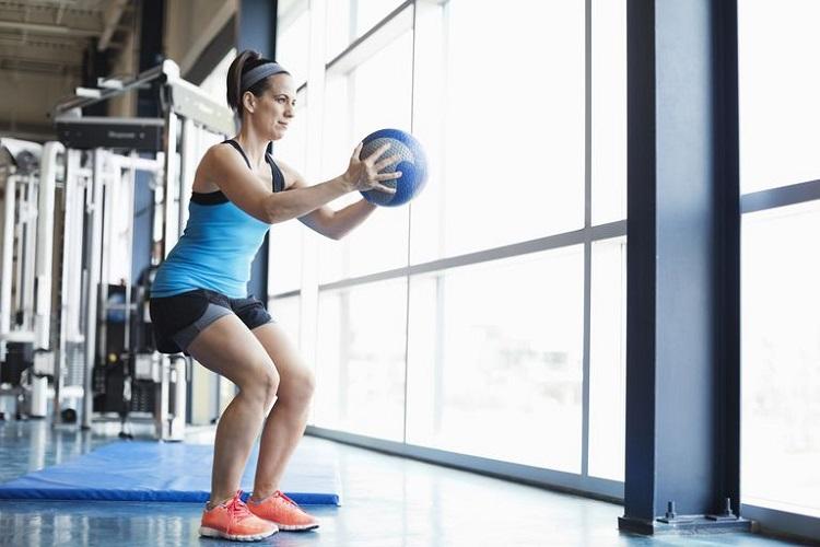 giày tập gym