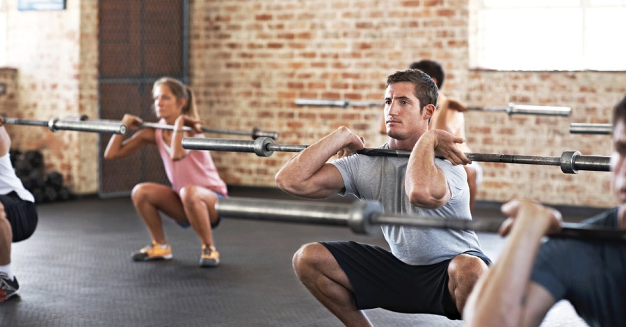 tập luyên fitness mỗi ngày