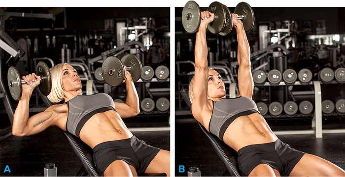 tập fitness hiệu quả