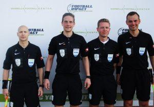 luật bóng đá mini 5 người