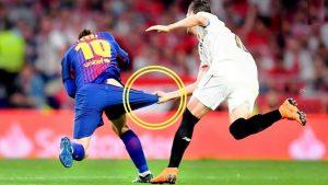 luật bóng đá 11 người