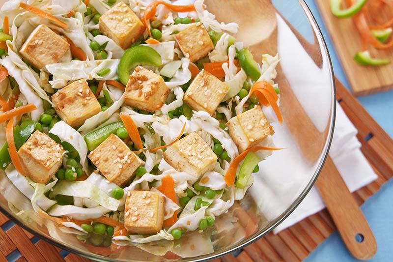 Các món ăn giảm cân từ đậu phụ