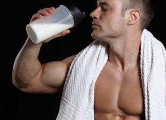 tập gym uống sữa nào tốt