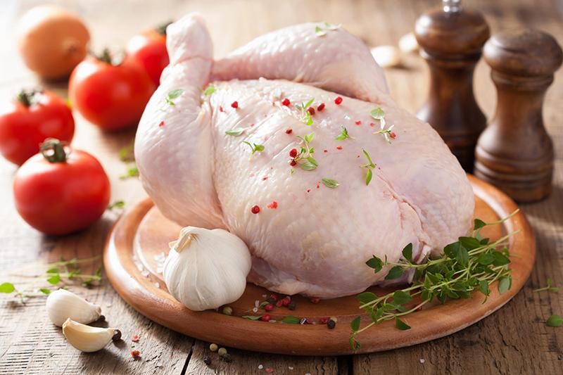 lượng calo trong thịt gà