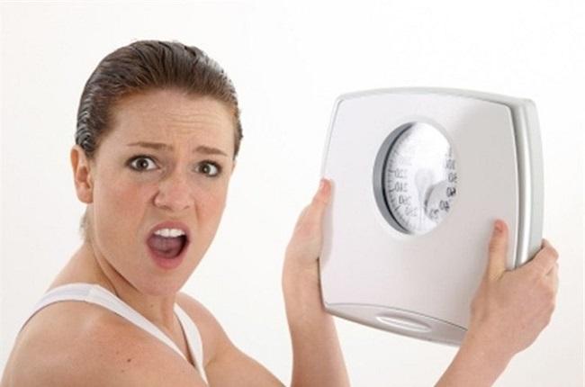 tăng cân ở nữ giới