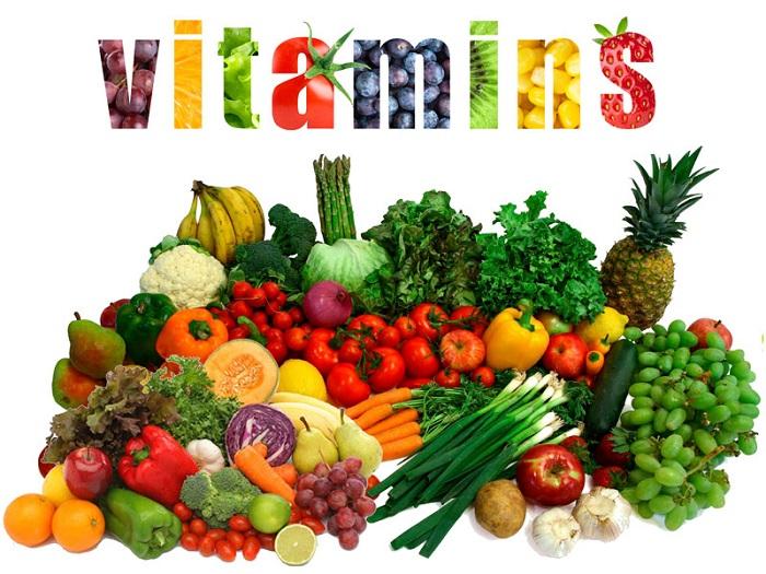 bổ sung vitamin